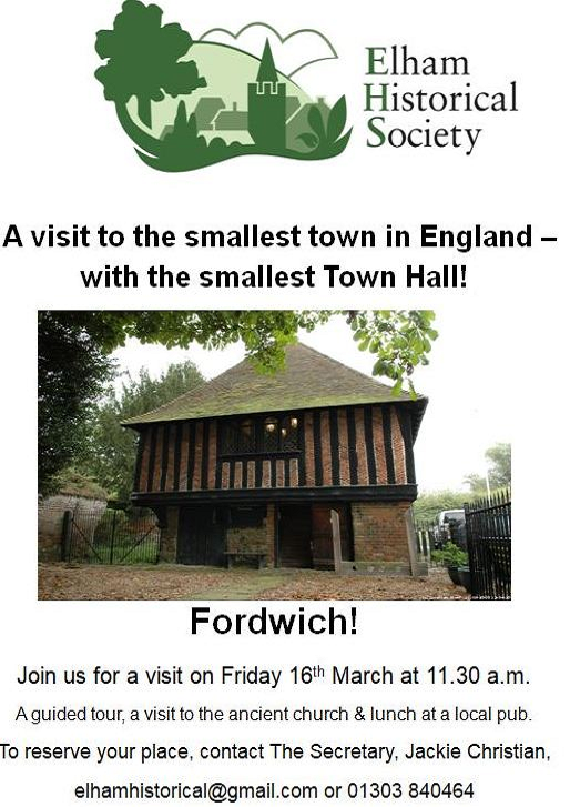 Fordwich Town Hall